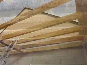 nous avons realiser un toit terrasse de notre With etancheite toit terrasse bois