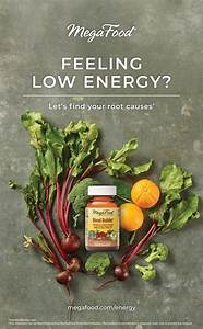 Our Megafood Energy Guide Explores Nutrients  Sleep  And
