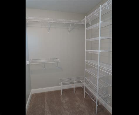 pictures of wire shelving for custom closets closets