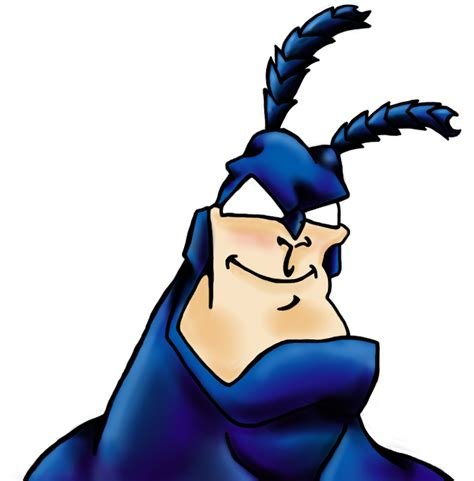 The Tick By Queen Of Cute On Deviantart