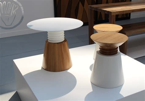 corian wood furniture and accessory manufacture contemporaine bois