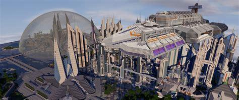 minecraft map city     realgames