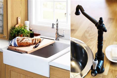 evier retro cuisine notre cuisine d 39 inspiration scandinave louise grenadine lifestyle à lyon
