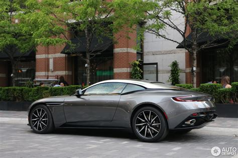 Aston Martin Db11  10 June 2016 Autogespot