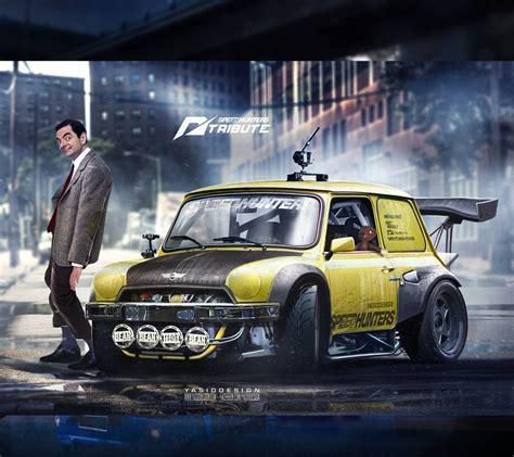Mr Bean Car Wallpaper By Mustafa_savul