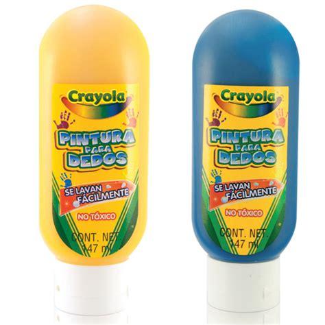 Pintura digital lavable   crayola.com.mx