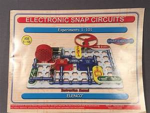Snap Circuits Instruction Manual Projects 1