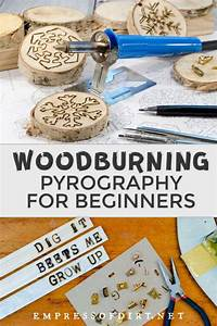 Wood Burning For Beginners  Easy Guide