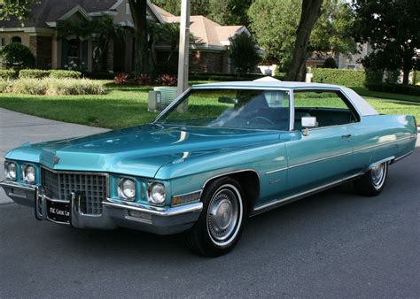 All American Classic Cars Cadillac Coupe Ville