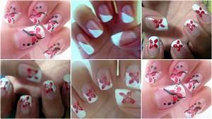 Cool nail art designs to do at home simple ideas