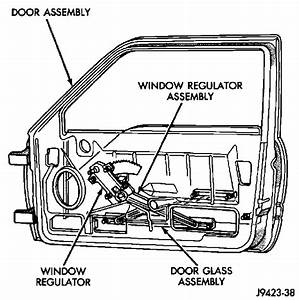 How To Replace A Window Regulator And Motor For A 1998 Dodge