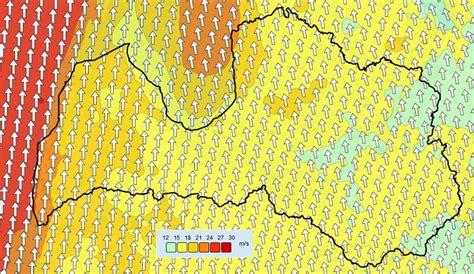 Nākamā nedēļa būs silta un lietaina, daudzviet gaidāmas spēcīgas vēja brāzmas - Laiki mainās!