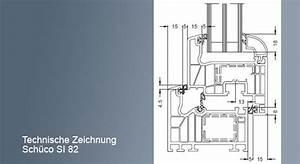 Technische Zeichnung Ansichten : kunststoff fenster mit sch co profil si 82 fensterart ~ Yasmunasinghe.com Haus und Dekorationen