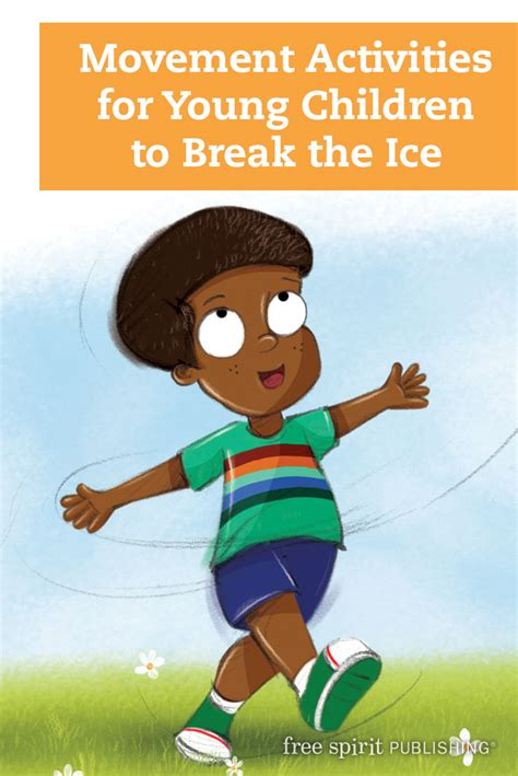 Movement Activities for Young Children to Break the Ice   Free Spirit Publishing Blog