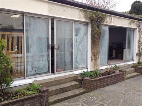 glass replacement in aluminium patio doors defog windows