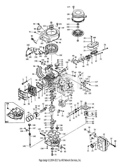 Kawasaki Fbv Stroke Engine Parts Diagram