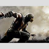 Mortal Kombat X Wallpaper Scorpion | 1600 x 1200 jpeg 661kB