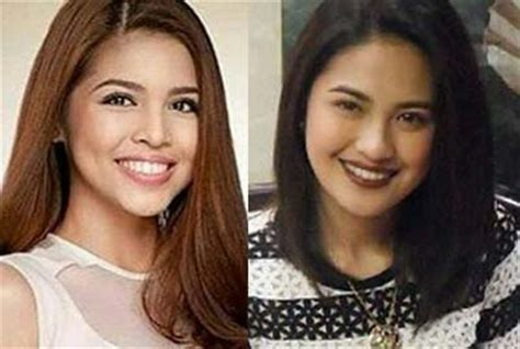 julie anne san jose new hairstyle maine mendoza apologized to julie anne san jose with a hug