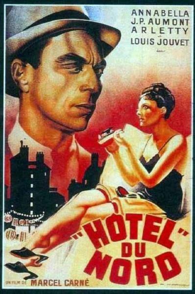 jean gabin hotel du nord marcel carn 233 h 244 tel du nord 1938 bal musette
