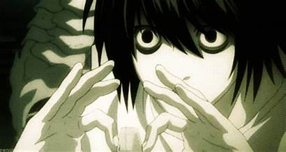 Lawliet Anime Fanpop Death Note Eating Google
