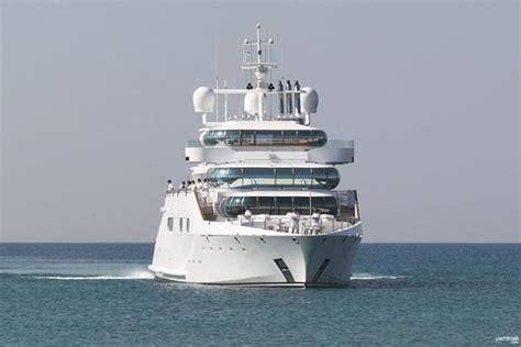 Yacht Zeus by Motor Yacht Zeus Blohm Voss Yacht Harbour