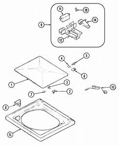 Kenmore 80 Series Washer Parts Diagram