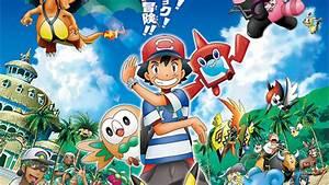 Pokémon Sun and Moon anime airs stateside starting next ...