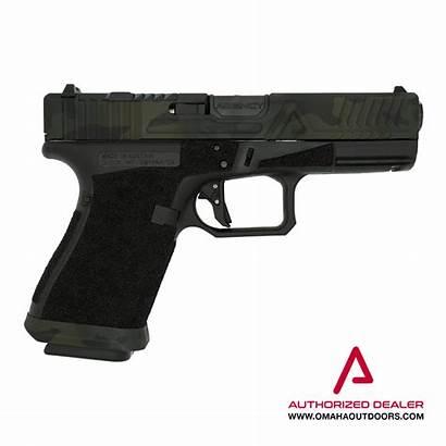 G19 Glock 9mm Agency Arms Hybrid Slide