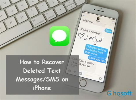 how to recover deleted texts on iphone how to recover deleted sms text messages on iphone