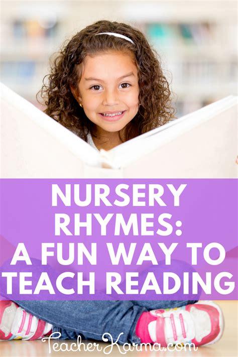 nursery rhymes how to use them to teach reading 938   c5fa3f4723b76ee7f315c337b2c873c2