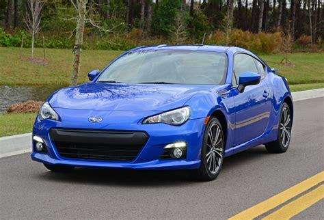 subaru brz limited  speed manual quick spin