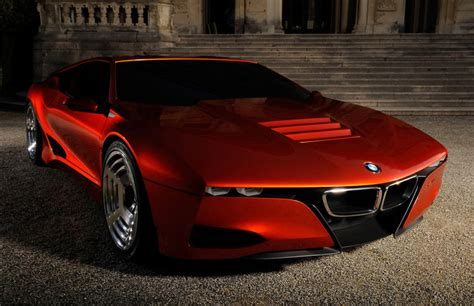 Bmw Brings Back The M1 Supercar