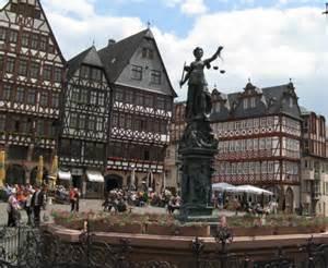 Frankfurt Germany Attractions