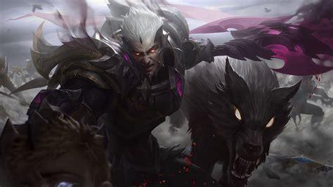 Darius King by God League Of Legends 4k 8k Hd Lol Wallpaper