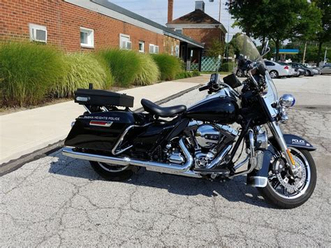 Harley Davidson Cleveland by Parma Heights Disband Motorcycle Unit Plan To
