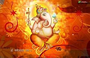Lord Ganesh Wallpaper, Free Ganesha Pictures HD, Ganapati ...