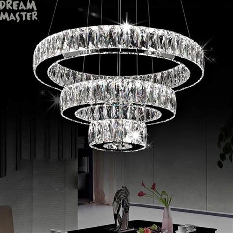 Led Light For Chandelier by Aliexpress Buy Modern Led Chandeliers Crystals