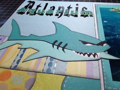 shark   fun   sun cricut cartridge