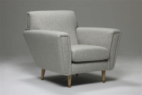 Model 5 Mid Century Armchair From Living Room, Made In The Uk