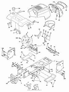 Ayp  Electrolux Prk17g42sta  2001  Parts Diagram For Chassis And Enclosures