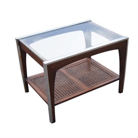 mid century modern retro side table ebay