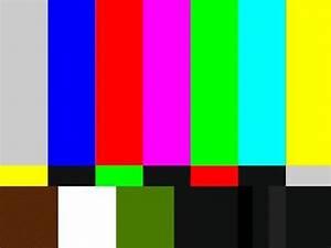 TV calibration color bars. | Eye catching | Pinterest ...