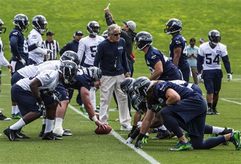 day  thoughts   seahawks  ota