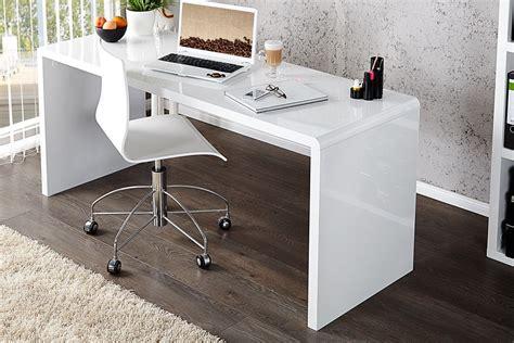 bureau blanc but bureau design elegance blanc laque xl