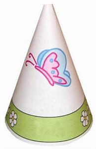 Sombrero de papel para cumpleaños
