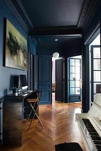 56 idees comment decorer son appartement With peinture mur exterieur couleur 18 decoration maison plafond bas