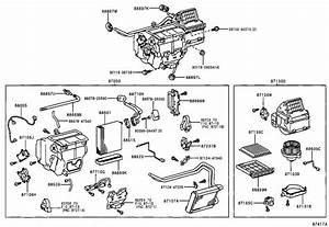2002 Toyota Prius Hose  Cooler Unit Drain  No  1