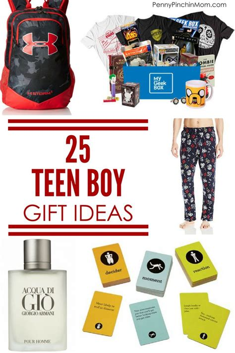 ideas  teen boy gifts  pinterest gifts  teen boys