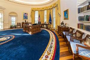 Why Is The Oval Office An Oval