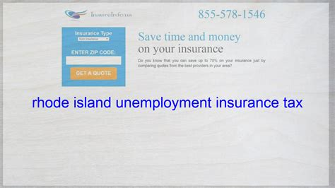 Ri drivers must have liability insurance to help cover another driver's expenses resulting from. rhode island unemployment insurance tax   Life insurance quotes, Term life insurance quotes ...